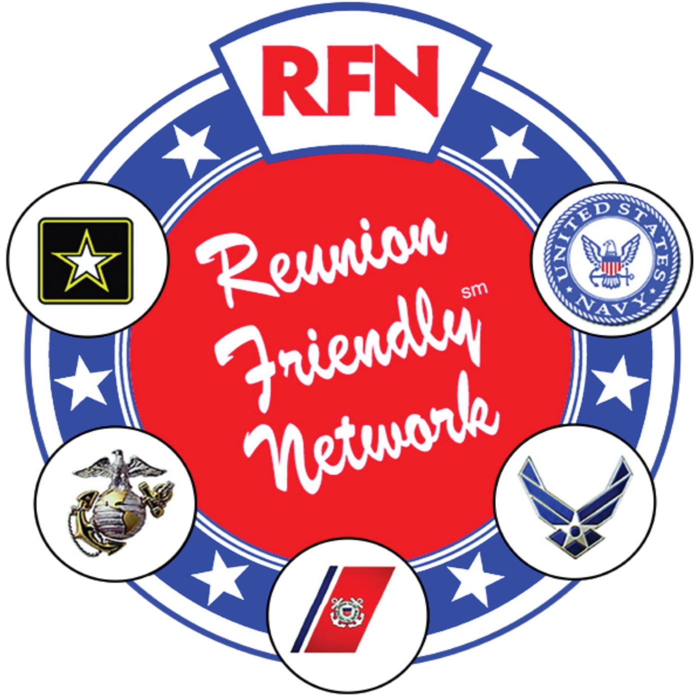 Reunion Friendly Network Radio Show